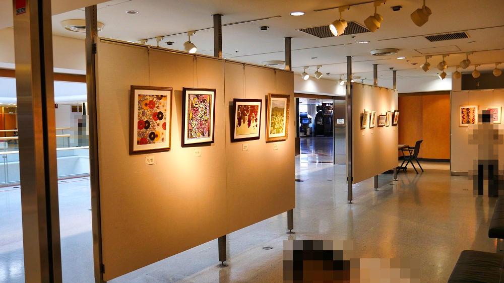NAAアートギャラリーの展示内容