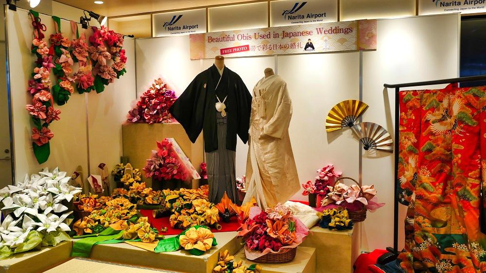 「帯で彩る日本の婚礼」