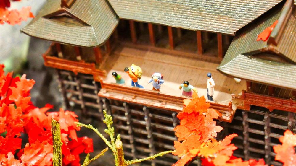 清水寺(京都府)の盆景