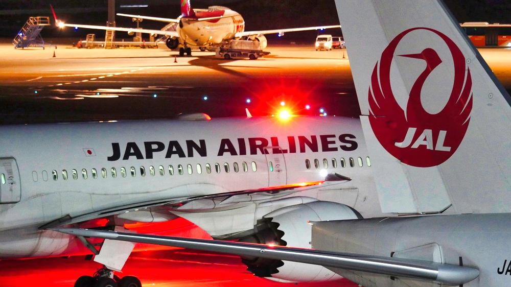 【令和2年2月28日】成田~ウラジオストク線JAL便が新規就航