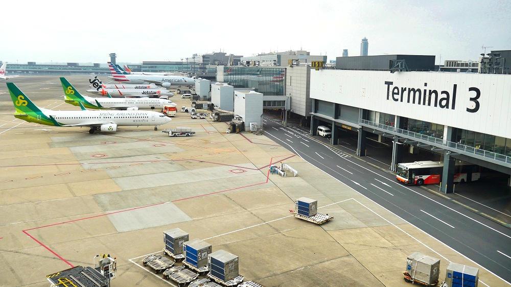 ナリタニストは成田空港第3ターミナルの集客増が目的