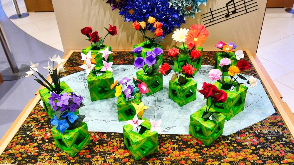 新潟支部制作「花いっぱい・愛いっぱい」