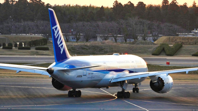 【令和2年3月16日】成田~ウラジオストク線ANA便が新規就航